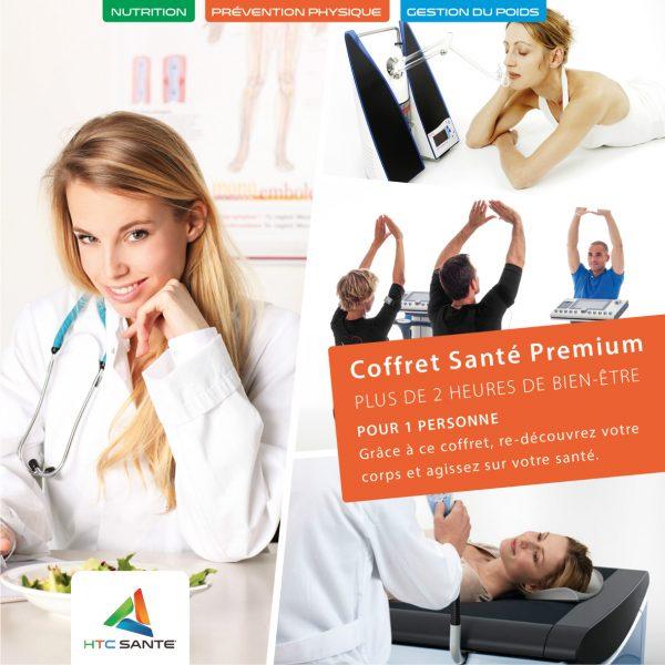 Coffret cadeau santé premium